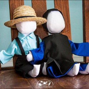 Dolls Amish-made