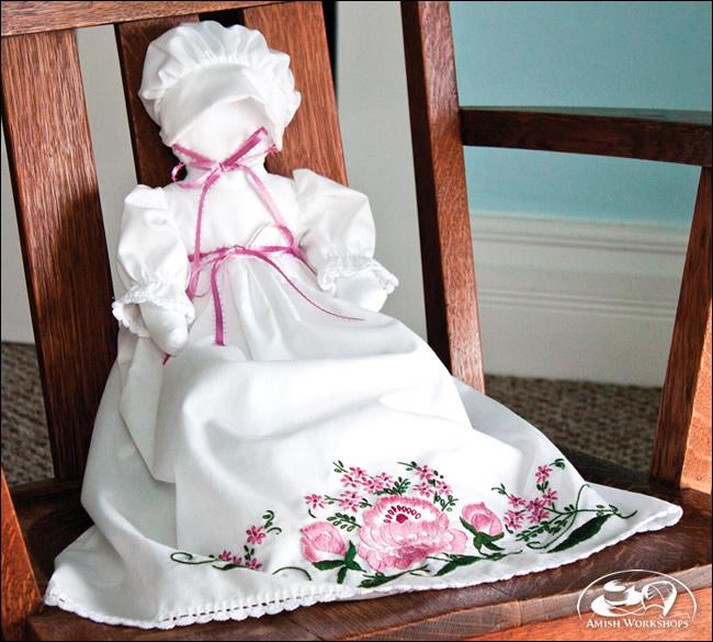 Amish-Pillowcase-Doll