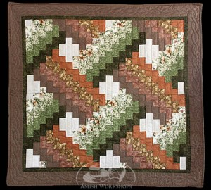 Brown-Weavers-Fever-Wall-Hanging amish made