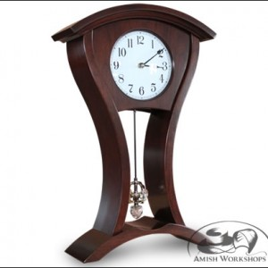 Camarillo-Mantle-Clock-Amish-made