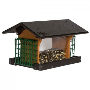 Bird Feeders & Bird Houses