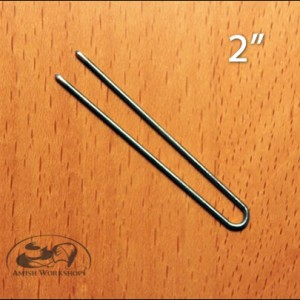 Hairpins-straight-medium amish made