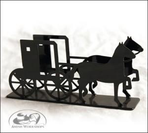 Horse-and-Buggy-Napkin-Holder-Amish-made