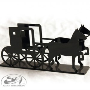 Horse-and-Buggy-Napkin-Holder-Amish-made