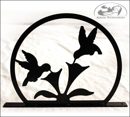 Hummingbird-Mailbox-Top-Amish-made