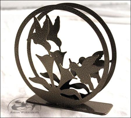 Hummingbird-Napkin-Holder-Amish-made