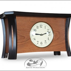 Le-Shae-Mantle-Clock-Amish-made