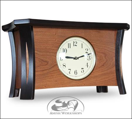 Le-Shae-Mantle-Clock-Amish-made