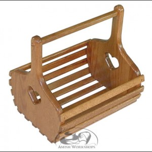 Medium- wood Nesting-Basket