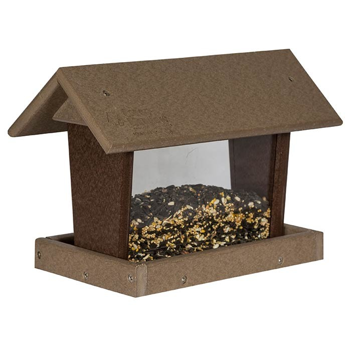 bird feeder amish made in usa