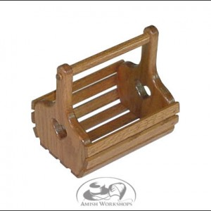 Mini-wood Nesting-Basket
