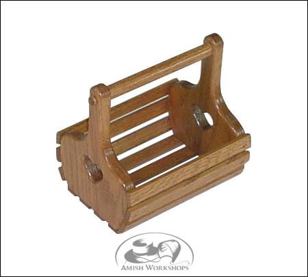 Mini-wood Nesting-Basket