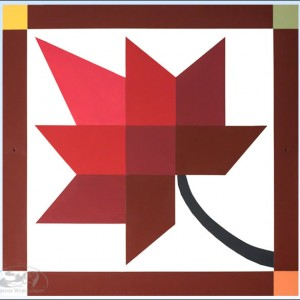Red-Leaf-Barn-Quilt amish made
