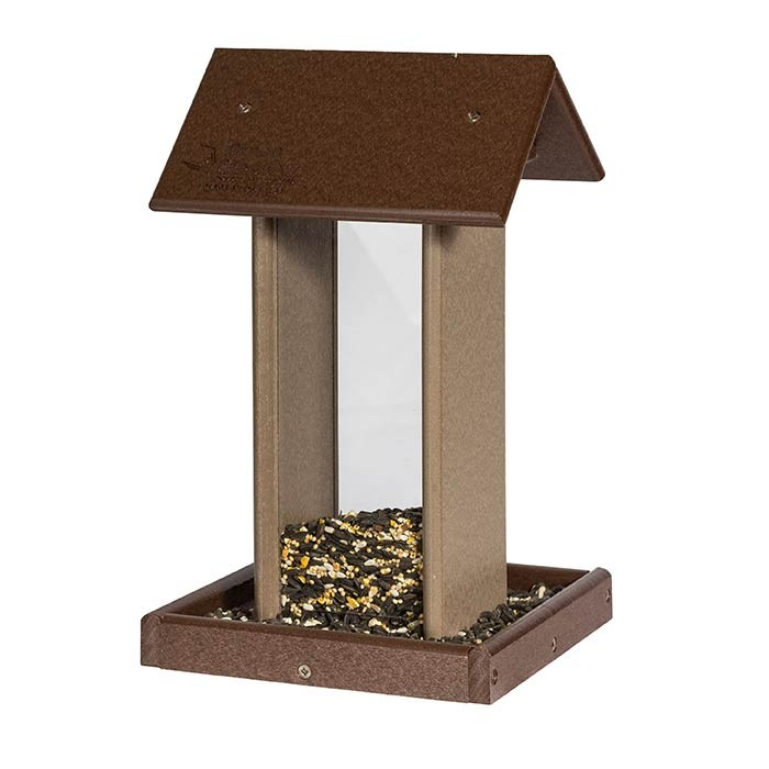bird feeder amish made in usa