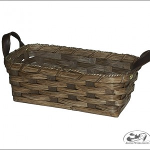 Amish Woven-Bread-Basket
