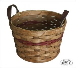 Woven-Fruit-Basket amish made