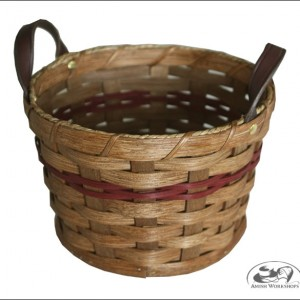 Woven-Fruit-Basket amish made