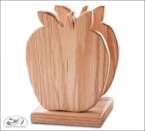 amish apple-napkin-holder