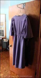 Purple Amish Dress
