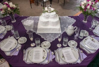 Place settings at