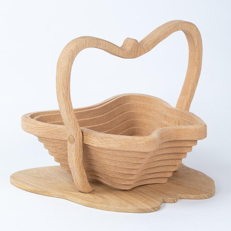 collapsible-basket-oak-butterfly
