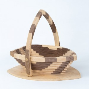 collapsible-basket-maple-walnut-boat