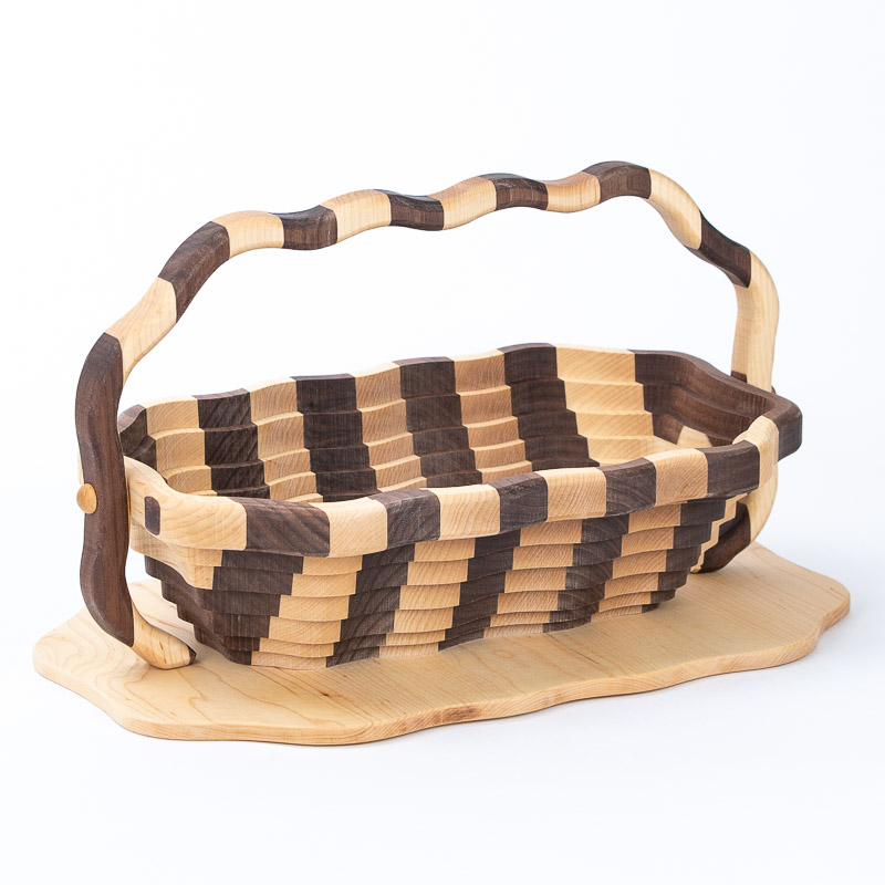 collapsible-basket-maple-walnut-lotus-oval