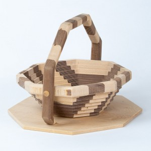 collapsible-basket-maple-walnut-octagon